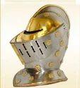 Armor Helmet European Knight Deluxe