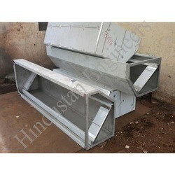 Stainless Steel Kitchen Hood