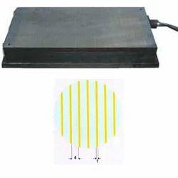 Heavy Duty Multi Coil Electromagnetic Rectangular Chuck