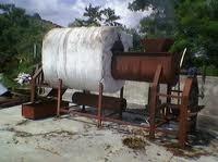 Shell Charcoal Machine