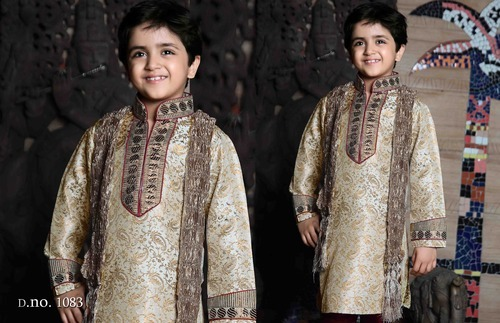 Embroidered Sherwani Suits