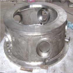 Aluminum Die Cast Motor Housing