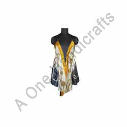 Designer Satin Dress