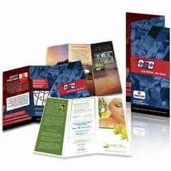 Brochures Designing & Printings