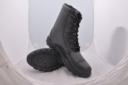 High Ancle Army Shoes