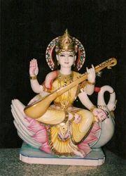 Saraswati+Moorti