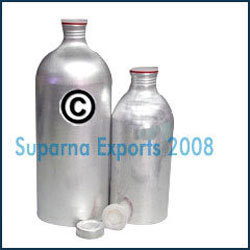 500ml Aluminum Bottle with Screw Plug