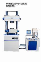 Calibration Of Compression Testing Machine