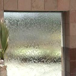 Glass Water Curtain & Screen