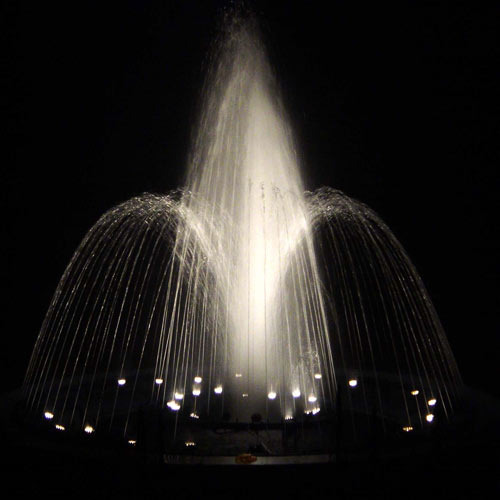 Double Dome Fountain