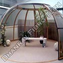 Prefabricated FRP Domes