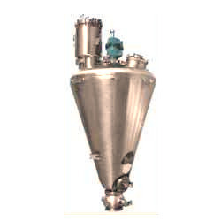 Nauta Conical Vacuum Dryer