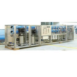 Water Treatment Reverse Osmosis (RO) Plant