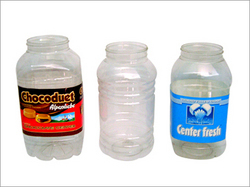 Clear Pet Jars