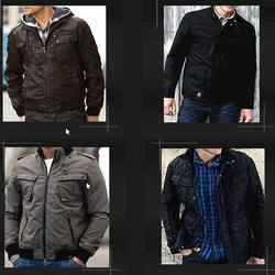 Mens Fabric Coats