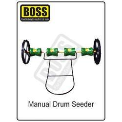 Manual Drum Seeder