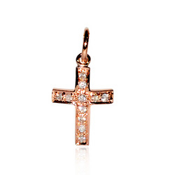 Cross Pendant Charm