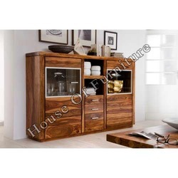 Wooden Side Board - Wooden Furniture