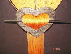 Wooden Tieback