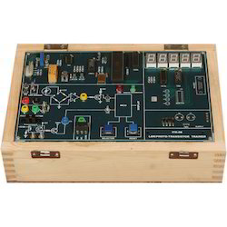 LDR Photo Transistor Trainer Kit