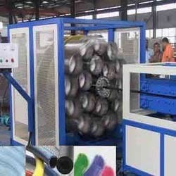 Overlap Braiding Machine