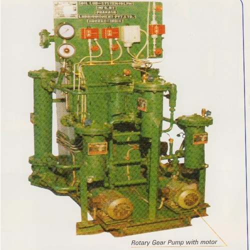 Rotary Gear Pump With Motor