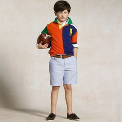 Kids Polo T- Shirts