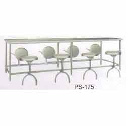 canteen iron furniture
