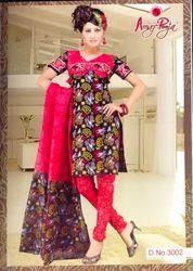 Cotton+Salwar+Suit+with+dupatta