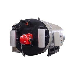 Horizontal Three Pass Thermal Oil Heater