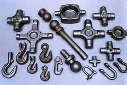 Forged Spare Parts