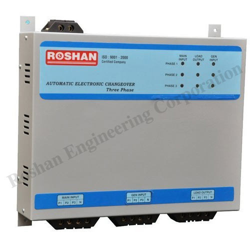 Automatic Changeover 2 Pole Changeover Switch Manufacturer From