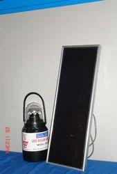 Solar 8 LED Lantern