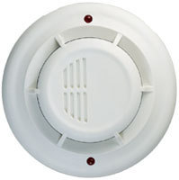4 Wire Photoelectric Smoke Detector