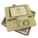 Visiting Card Holder & Key Chain