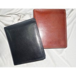 Simple Men's Leather Wallet