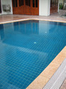pool ceramic tiles
