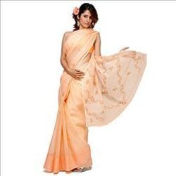 Pure Cotton Embroidered Sarees