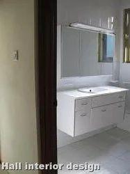 bathroom cabinet or medicine cabinet is a cabinet in a bathroom