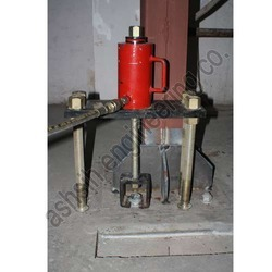 Chemical Anchor Pull Out Test