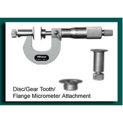 Disc Micrometer Attachment