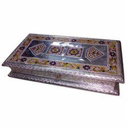 Metal Jewellery Box