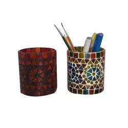 Mosaic Pens Stand
