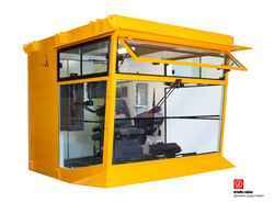 Crane Cabins for Steel Plants and Hot Metal Handling Cranes