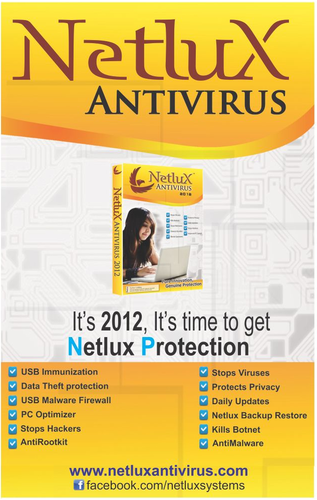 Netlux Antivirus 2012