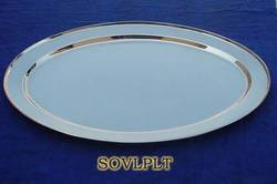 Oval Platters