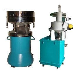 Auto & Mannual Powder Sieve