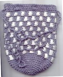 Crocheted Pouch CP11
