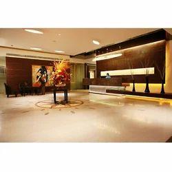 Hotel Lobby Layout