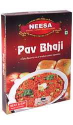 Ready To Eat Neesa Pav Bhaji
